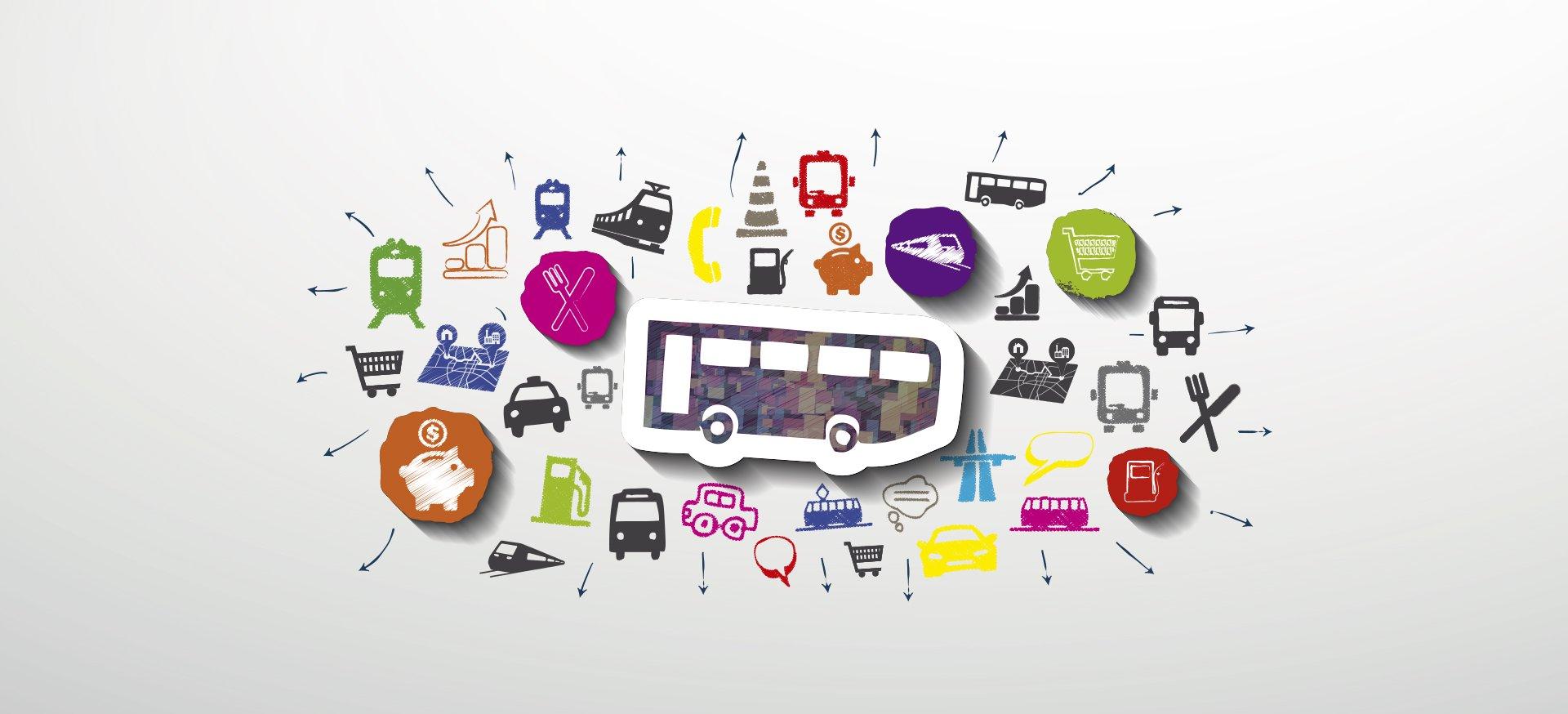 Banner soluções em gestão de vale transporte, vale refeição, vale alimentação e vale combustível